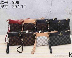 TTT 908 KS En iyi fiyat Yüksek Kalite kadınlar Bayanlar Tek el çantası taşımak Omuz sırt çantası çanta çanta cüzdan BBBBB8