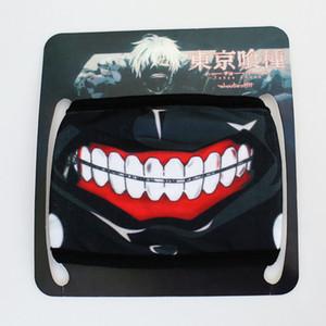 400 STKS / partij 2019 Nieuwe Aankomst Tokyo Ghoul 2 Kaneki Ken Masker Katoen fredda Masker Blinder Anime Cosplay