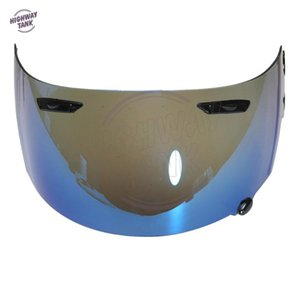 new 1 PCS Blue Motorcycle Full Face Helmet Visor Lens Case for ARAI RR5 RX7-GP Quantum ST RX-Q Chaser-V Corsair-V Axces 2