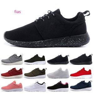 핫 Tanjun 1.0 3.0 실행 트리플 검정, 흰색 가볍고 통기성 런던 올림픽 스포츠 운동화 트레이너 36-45 망 남성 여성 신발을 실행