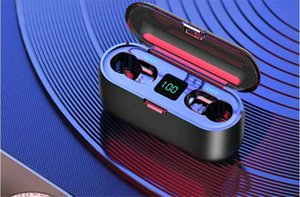 New Handsfree wireless Headphones i10 tws Bluetooth Earphone 5.0 True Wireless Charging Earbuds For Android 11 Pro X Xs max 30 1 Pcs #OU378