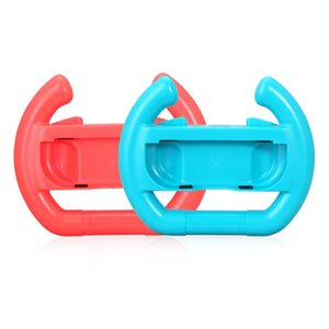 2 PCS Controller Direction Manipulate Wheel Game Racing Steering Wheel Durable Controller Handle Grip Game Accessories