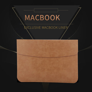Macbook Notebook Waterproof Case Bag para MacBook Pro / Notebook ar 11 13,3 15,4 polegadas Laptop Case Briefcase Bag quente