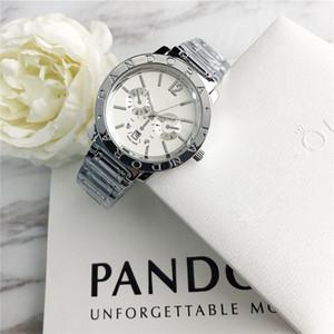 cinturino in acciaio inox più venduti Novità top brand Pandor di lusso uomo e orologi delle donne di svago orologi di fascia alta moda di lusso 40 millimetri