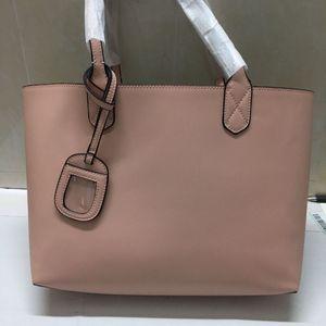 bolsa, al estilo europeo y americano clásico, de tamaño mediano, bolso, bolso de hombro de las compras, de doble cara, de múltiples colores para la selección, libre de