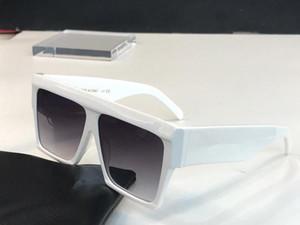 Neue Top-Qualität 40030 Herren Sonnenbrille Männer Sonne Frauen Sonnenbrille Mode-Stil Gläser schützt Augen Gafas de sol lunettes de soleil mit Box