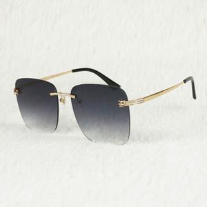 Gafas de sol de gran tamaño Mujeres Gafas de sol Marco para dama Moda Niñas Equipo de belleza Cortinas al aire libre Gafas De Sol Accesorios de conducción vintage
