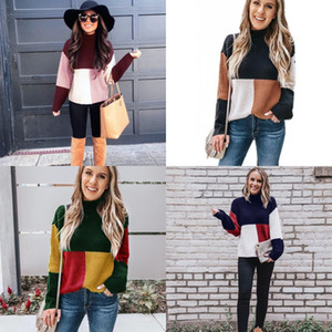 Sonbahar Leisure Kadın Moda Kazak Narin Lady Ev Giyim Kış Açık Sıcak Yün Örme Triko Yeni 27yd Ww