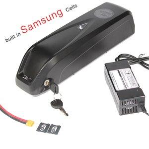 Электрический велосипед батареи 36В 10ач 48В, 52В в 12ah 17А построить в Samsung и LG батарея Sanyo 18650 клетки велосипед мотор комплект