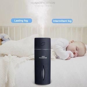USB Hot 150мл Мини Автомобильный светодиодный Увлажнитель воздуха Диффузор Electric Эфирное масло Аромат тумана очиститель J99