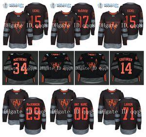 Команда North America Jerseys 97 Коннор Макдэвид 34 Остон Мэтьюс 15 Джек ЭЙХЕЛЬ 13 Джонни Годро 44 РИЭЛЛИ Чемпионат мира по хоккею Джерси