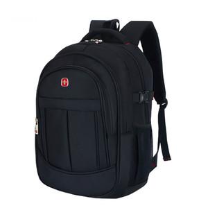 1 шт Оксфорд ткань рюкзак женщины мужчины большой емкости многофункциональный спортивный школьный рюкзак сумка для ноутбука рюкзак досуг дорожная сумка