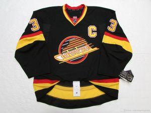 Cheap custom HENRIK SEDIN VANCOUVER CANUCKS FLYING SKATE JERSEY stitch add any number any name Mens Hockey Jersey XS-5XL