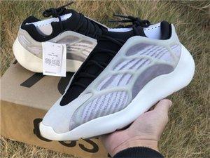 ssYEzZYYEzZYs v2 350boost New Kanye West 700 V3 3M Gray Black Glow In The Dark Basketball Shoes Fashion Athoetic Sports R