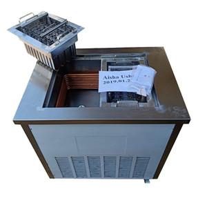 Super grande capacidade, mais eficiente e conveniente, picolé comercial automática mecanismo de picolé