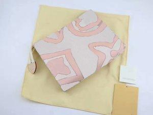 Femmes / Hommes Porte-cartes porte-monnaie de haute qualité marque célèbre Clemence portefeuilles en cuir véritable avec des sacs de poussière Boîte C25 # 3 sacs de lavage pour le blanc