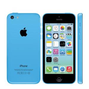"100% Refurbished Original iPhone 5C 8GB 16GB 32GB dual core 8MP Camera 4.0"" Ios 10 US EU Version Unlocked"