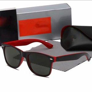 2140 vendita calda Occhiali da sole Aviator Pilot Vintage marchi Occhiali da sole polarizzati UV400 Banda