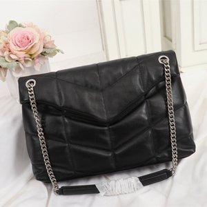 Женские сумки Loolou Pucker Bag Designer Crossbody Bag Lady Y Bag Bag Designer Роскошные Сумки Кошельки Сумка Мода Женщины Сумки