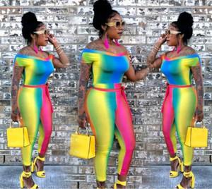 Womens Designer Couleurs Patchwork Costumes Contraste Mode Couleur Tenues Casual court à manches longues Tenues Vêtements pour femmes