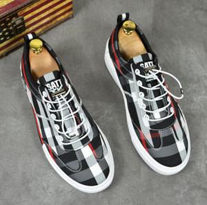 Мужская Оксфордская повседневная обувь дух новой обуви doudou и повседневная обувь на платформе модны, дизайнерские слайды