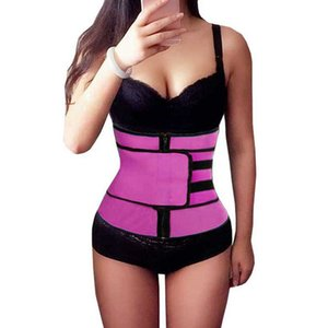 Adjustable Waist Shaper Women Body Shaper Waist Trainer Slimming Belts Women Men Slim Shapewear Waistband GYM Sports Assistants A42308
