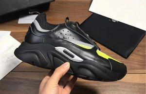 2019 de alta calidad zapatos deportivos nuevos de alta calidad de los hombres zapatos casuales B22 señoras de la manera zapatos casuales franceses