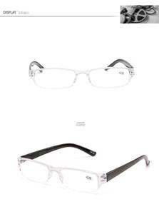 de las mujeres de los hombres cuadrados mitad de aleación lentes de cristal de Reading Frame Gafas 2019 Femal unisex Eyewear 2022