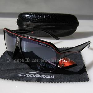 Высокое качество квадратная рамка ретро солнцезащитные очки Мода мужчины и женщины пилот дизайнер старинные спортивные брендовые солнцезащитные очки с футляром и коробкой