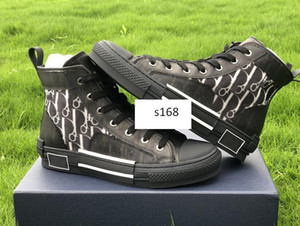Con box abbassa tecnico Tanvas Marca B23 sneaker uomo s scarpa da tennis delle donne Trainer Scarpe scarpe di tela moda Nuovo caldo