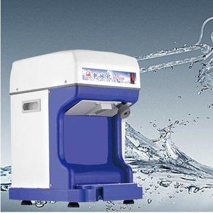 220v Коммерческая льда Бритва машин Бытовой бритые льда Снежинка бритой Ice Cream Machine Electric бритой Snow Maker