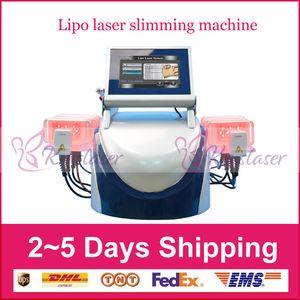 Remoção gorda brandnew do emagrecimento de Lipolaser 650nm da beleza Remoção gorda brandnew do corpo de Lipolysis do laser do diodo 40mw