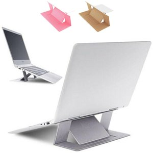 Laptop Stands Stand Holder Telefone ajustável Folding portátil titular laptop Titular tablet Notebook Stand para 9.7-15.6in Laptops iPad MacBook