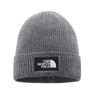 2019 Fashion Beanies TN-Marken-Männer Herbst-Winter-Hüte Sport Wollmütze verdicken beiläufige im Freien Hut Mütze Double Sided Beanie Schädel Caps Warm