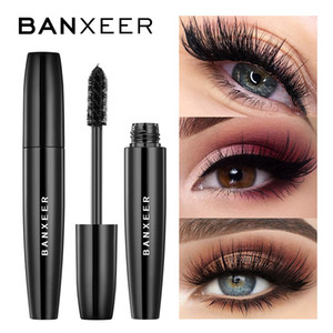 BANXEER Fluffy Volume Mascara Maquillage 4D Fibre De Soie Cils Mascara Étanche Rimel 3d Mascara Extension Épais Long Curling Eyelash