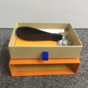 상자 디자이너 키 체인 L 문자 가죽 열쇠 고리 자동차 패션 열쇠 고리 매는 밧줄 고급 귀여운 열쇠 지갑 체인 로프 체인 portachiavi
