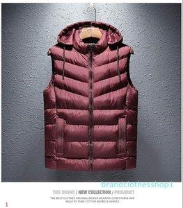 Mens Vest Jacket Parkas Designer Womens Down Coat Hoodie Mens Hip Hop Hoodie Winter Outdoor Winter Brand Warming Luxury Hoodie Jacket #30