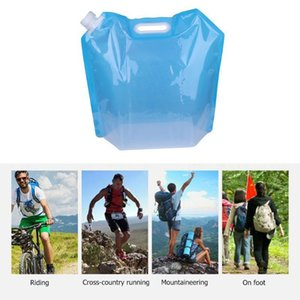 Designer-3L portátil Folding Outdoor Camping Drinking Water Bag Container Transportador