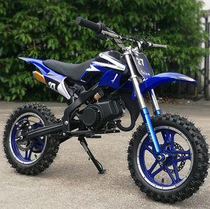 49CC Mini küçük arazi aracının dağ plaj spor araba elektrikli motosiklet ile 2 yumruk 4 zamanlı yüksek