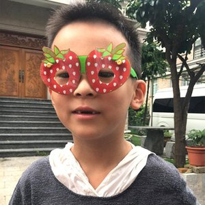 Heißer Verkaufs-Sommer-Party Beliebte Hawaii Obst Shaped Sonnenbrillen Kinder spielen Spielzeug China-Fabrik-Produkt-Waren Großhandel