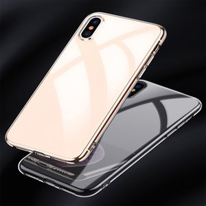 Transparent Phone Case For iPhone 11 Anti-knock TPU Material Protective Clear Cover good quality and price