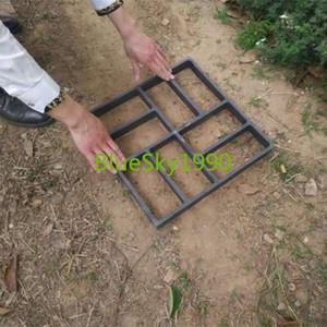 Path Maker Mold Reusable Concrete Cement Stone Design Paver Walk Mould DIY Reusable Concrete Brick Mold 7.167 bluesky1990