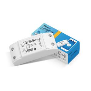 SONOFF RF Grund WiFi Smart Switch 433Mhz Fernbedienung Smart Home Automation Module Diy Timer AC 90-250 V 220V 433MHz