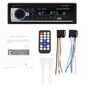 SWM-530 Autoradio High Definition Universal Double DIN LCD Car Stereo Multimedia Bluetooth 4.0 Car MP3 Music Player FM Radio Dual USB AUX