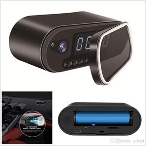 Wireless Mini-Kamera Wecker Upgraded Cam HD 1080P Motion Detection-Sicherheits-Überwachung DV Camcorder Tiny
