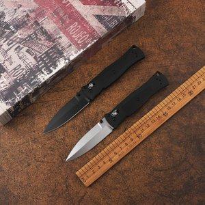 530 cuchillo plegable pozo de luz supervivencia del bolsillo del EDC de rescate cuchillo táctico de la caza acampar al aire libre de nylon práctica herramienta de mango de fibra de la mano