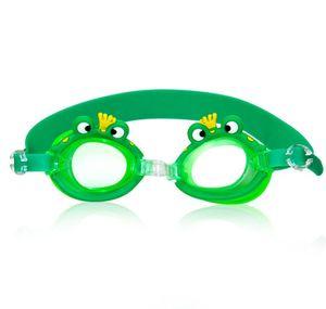 تحت الماء ييويرس الاطفال السباحة نظارات عدسة PC الضباب الضوء الكرتون 3D فلامنغو السلطعون حملق الأطفال الغوص تدريب السباحة نظارات euipment