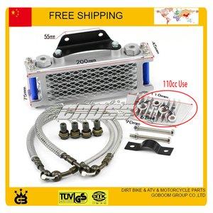 125cc 140cc 110cc horizontal motor Zongshen Lifan yx LONCIN radiador de óleo acessórios mais frias kayo taotao bse frete grátis