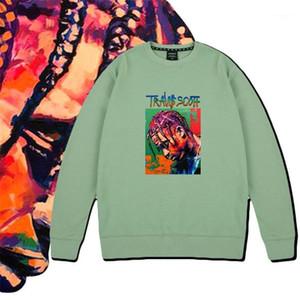 Hip Hop Rap Designer Hoodeis Fashion Streetwear Crew Neck Long Sleeve Pullover Teenager Casual Spring Sweatshirts