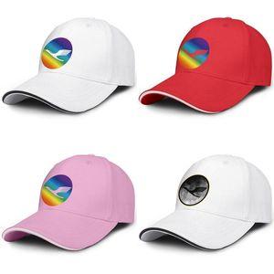 Unisex Lufthansa Airline Gay Pride Rainbow Logo Fashion Baseball Sandwich Hat Design Classic Truck driver Cap German flag Marble Print